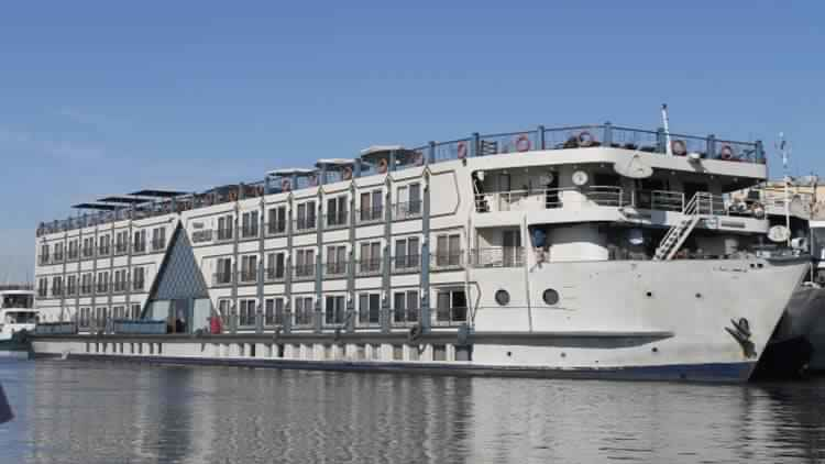 4 Nights / 5 Days MS Concerto Nile Cruise from Luxor to Aswan