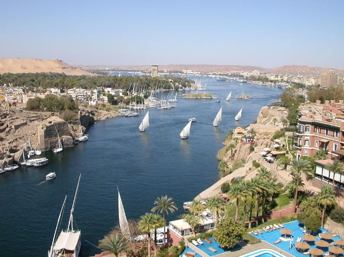 River Nile .. The Eternal River