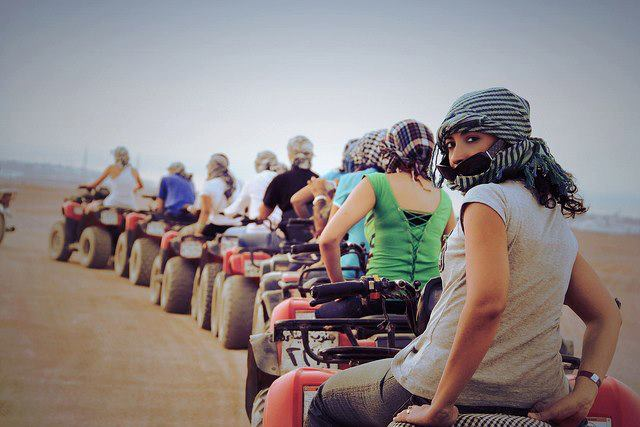 Day Desert Safari Tours in Sharm El Sheikh